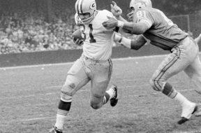 Packers Jim Taylor AP