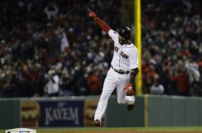 Red Sox Eduardo Nunez AP