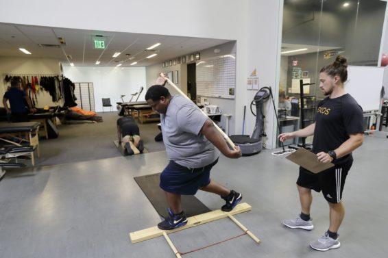 Vaughn Parker NFL fat AP