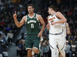 Brook Lopez No 1 AP