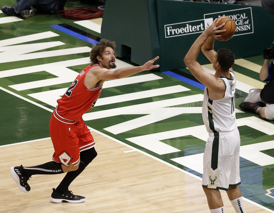 Threeforall: Bucks become latest team to set a 3-point mark