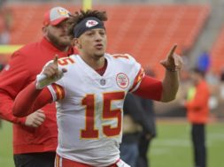 Chiefs Browns Football