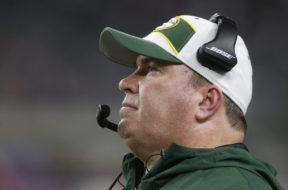 Packers Mike McCarthy head AP