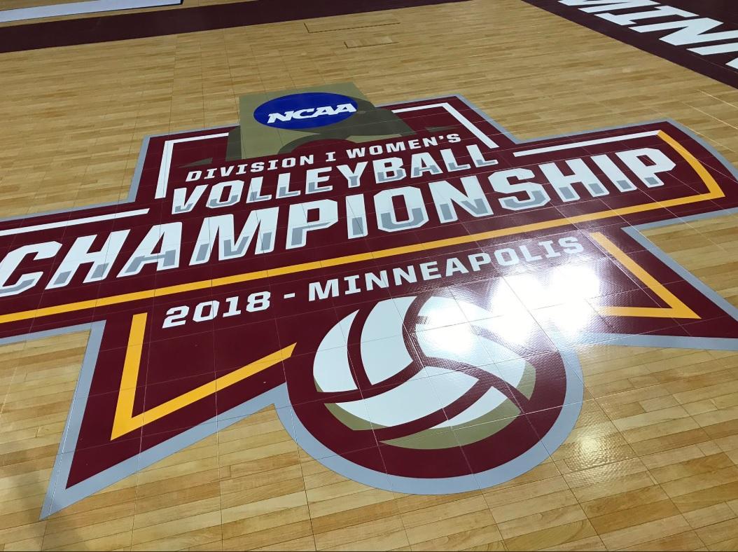 Coaches: Venue, coverage diminish NCAA volleyball tournament