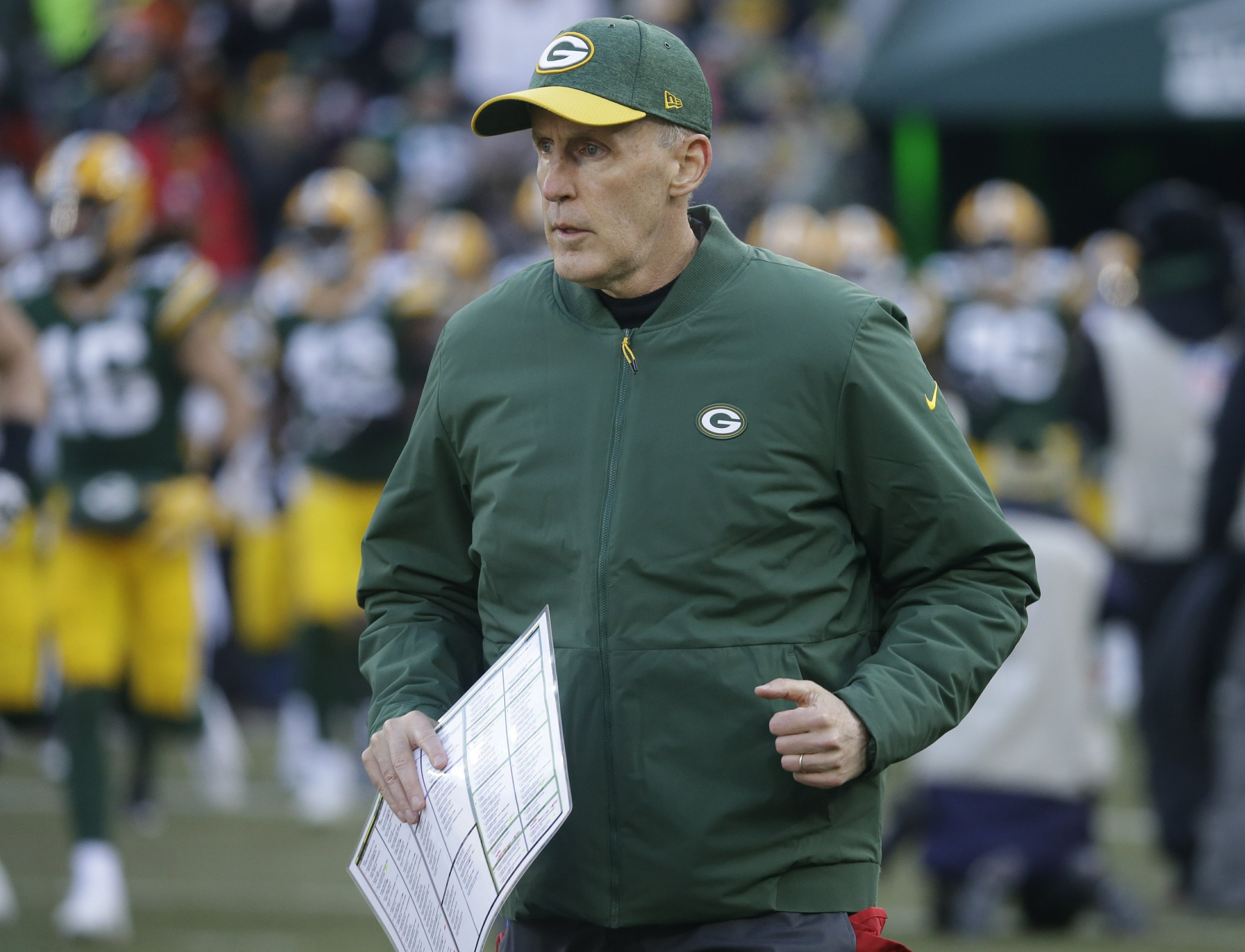 Packers look to keep momentum going under Philbin
