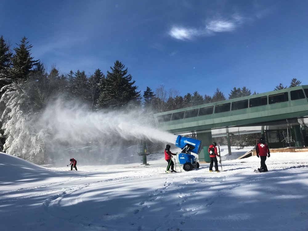 Snow days? Winter sports industry preps for climate change