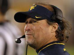 West Virginia coach football AP