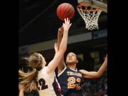 Alabama HS girls basketball AP