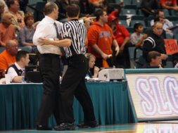 Basketball referee coach file