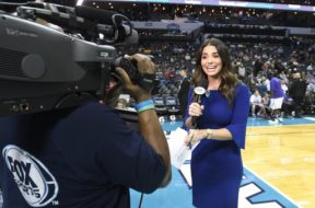 NBA reporter dream job AP