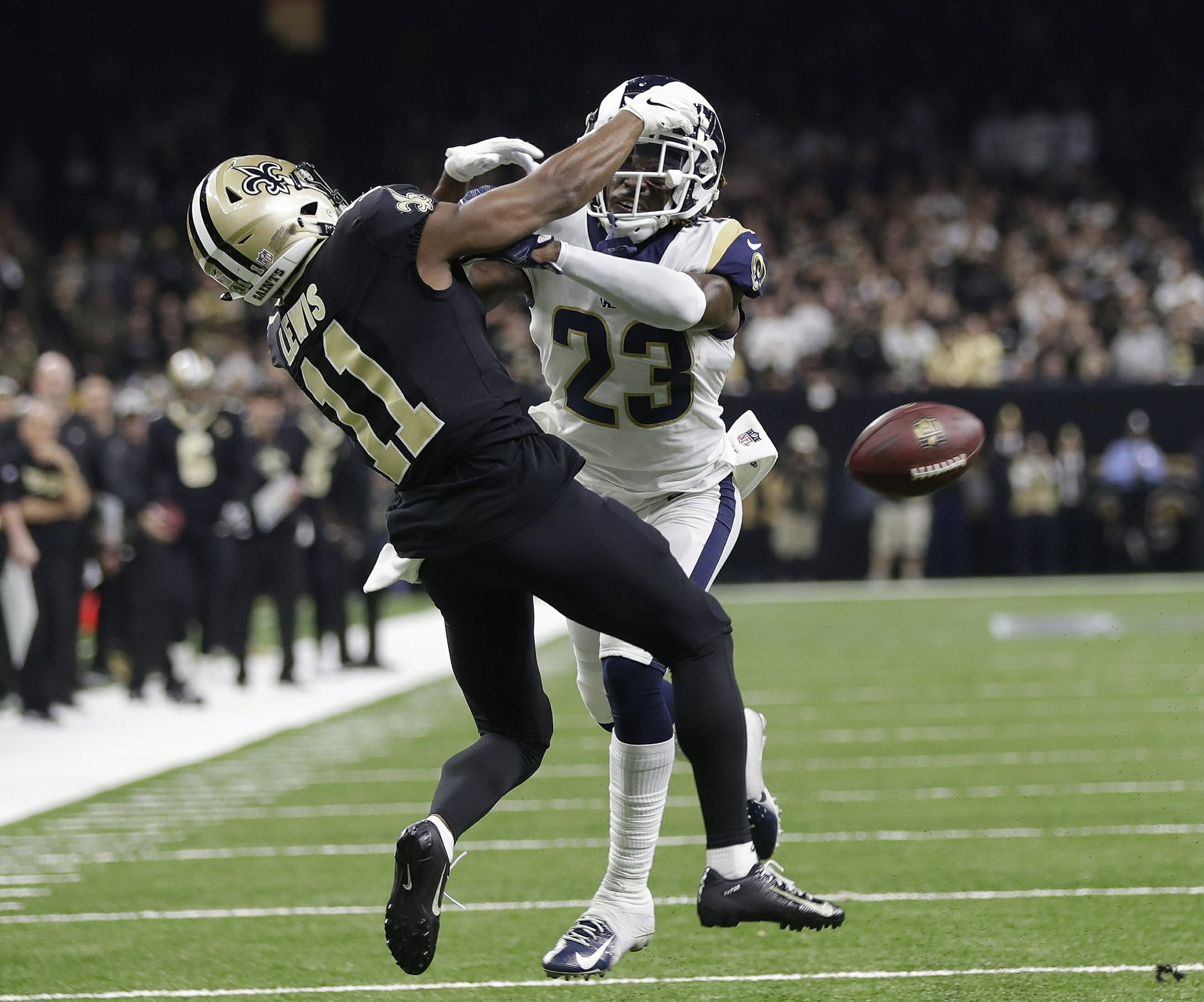 After further (judicial) review: No do-over of Rams-Saints