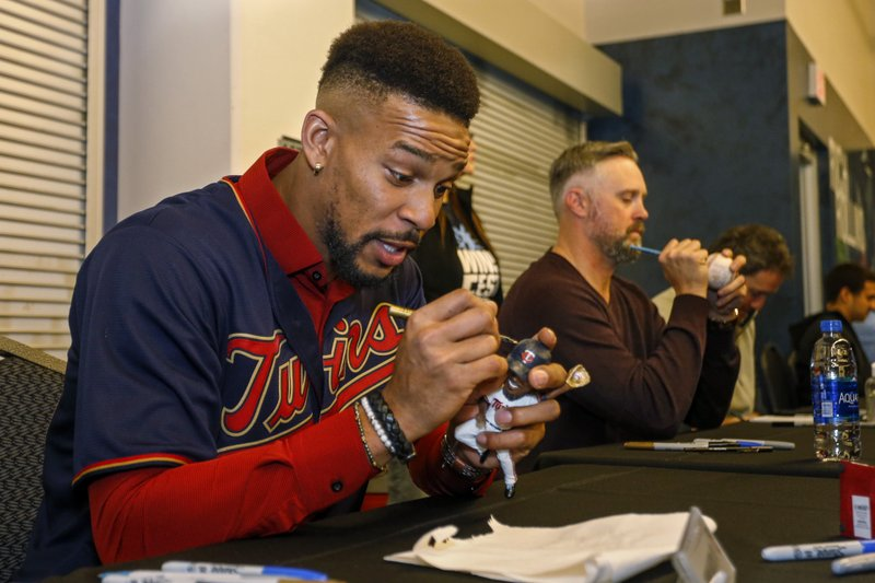 Twins' Buxton turns frustration into motivation and muscle