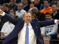 Twolves Tom Thibs AP