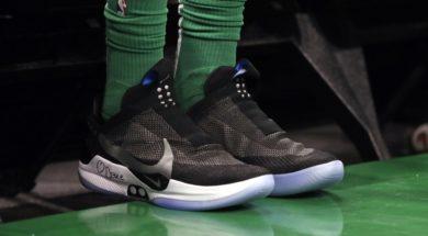 Nike laces AP
