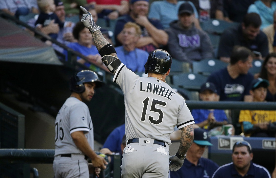 Brewers planning to go slowly with INF Lawrie