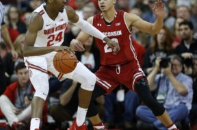 Wisconsin Ohio St Basketball