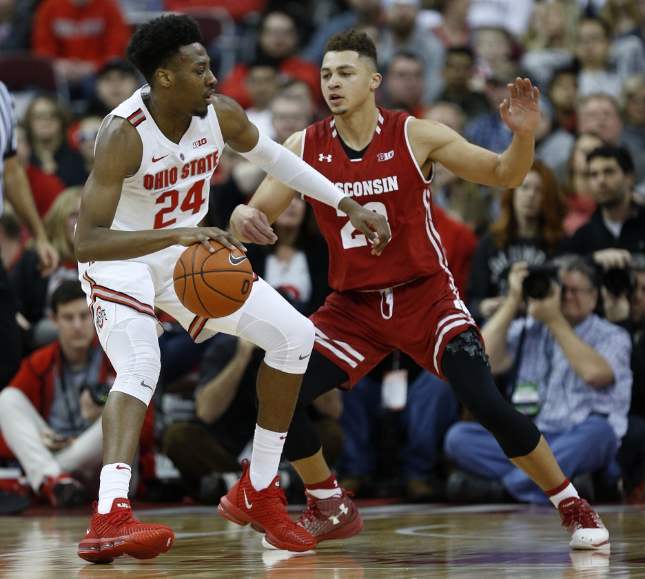 No. 21 Wisconsin survives Ohio State rally for OT win