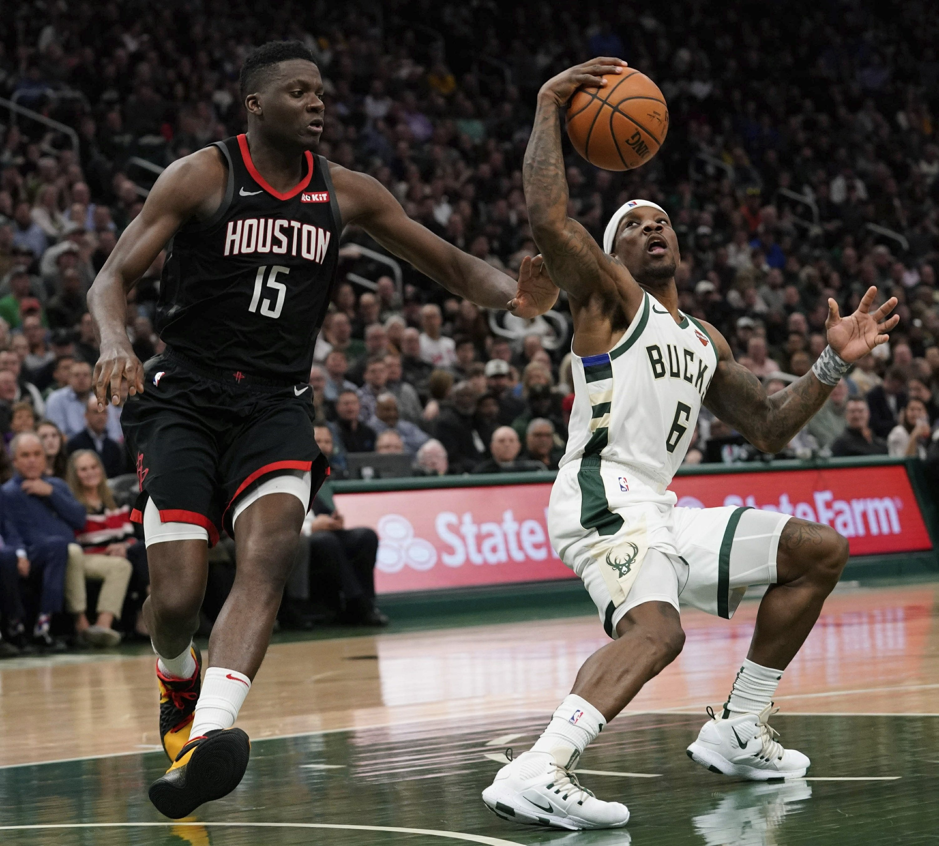 Celtics, Rockets and Bucks eye 2-0 1st-round series leads