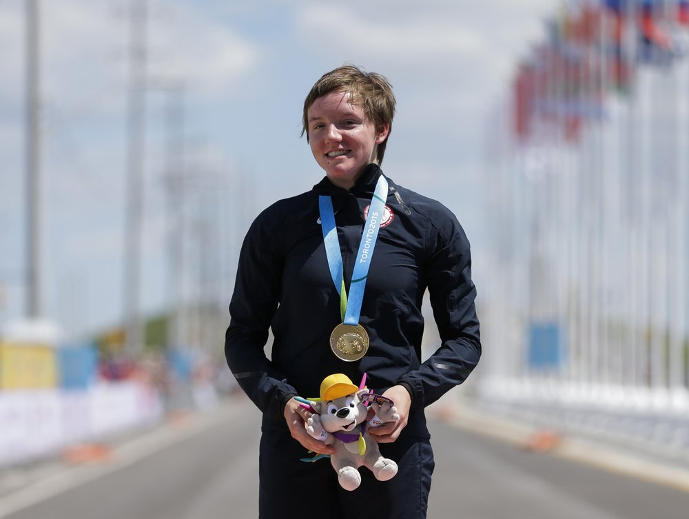 US Olympic cyclist and Minnesota native Catlin found dead in her home at age 23