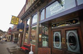 Deadwood South Dakota gambling