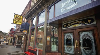 Deadwood South Dakota gambling