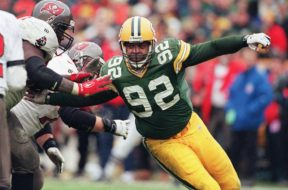 Packers Reggie White AP