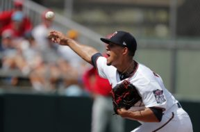 Twins Jose Berrios AP