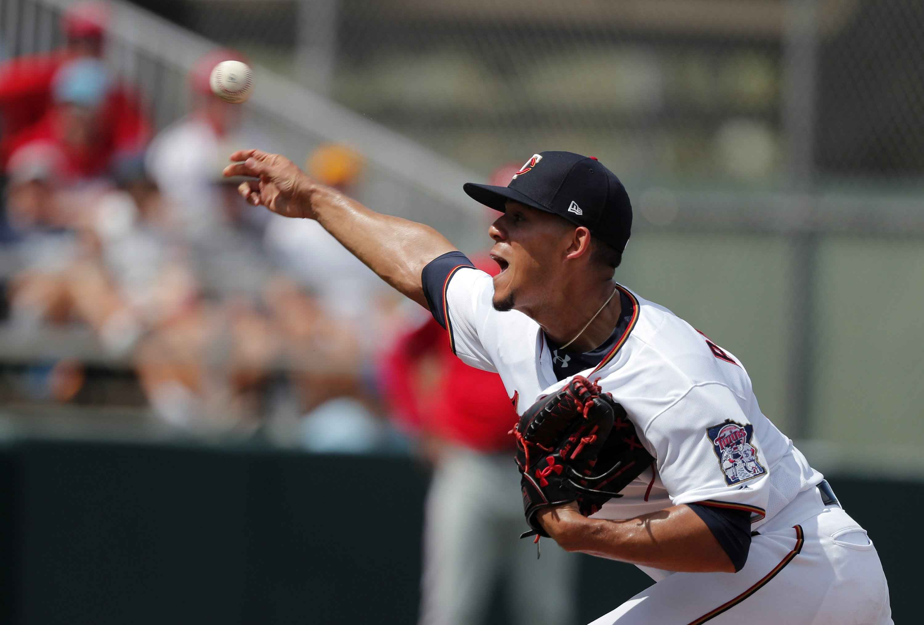 Twins tap All-Star Berrios to start on opening day