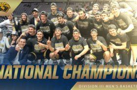 UW Oshkosh NCAA champs 2019