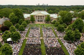 Wake Forest graduation AP