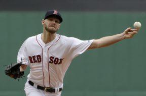 Boston Red Sox Chris Sale Ap