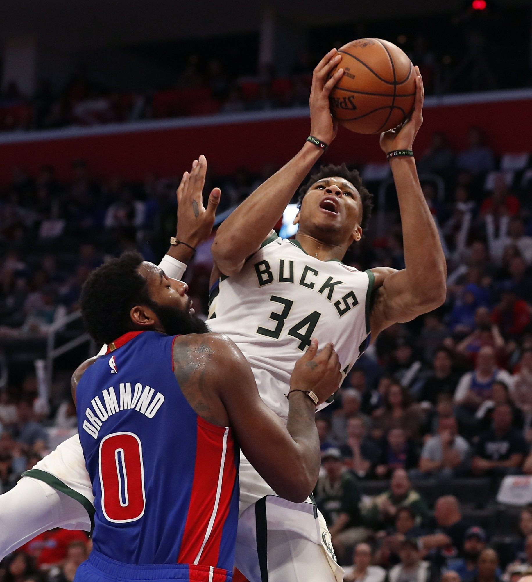 Giannis scores playoff career-high 41, does this (watch video) and the Bucks are out of the first round since 2001