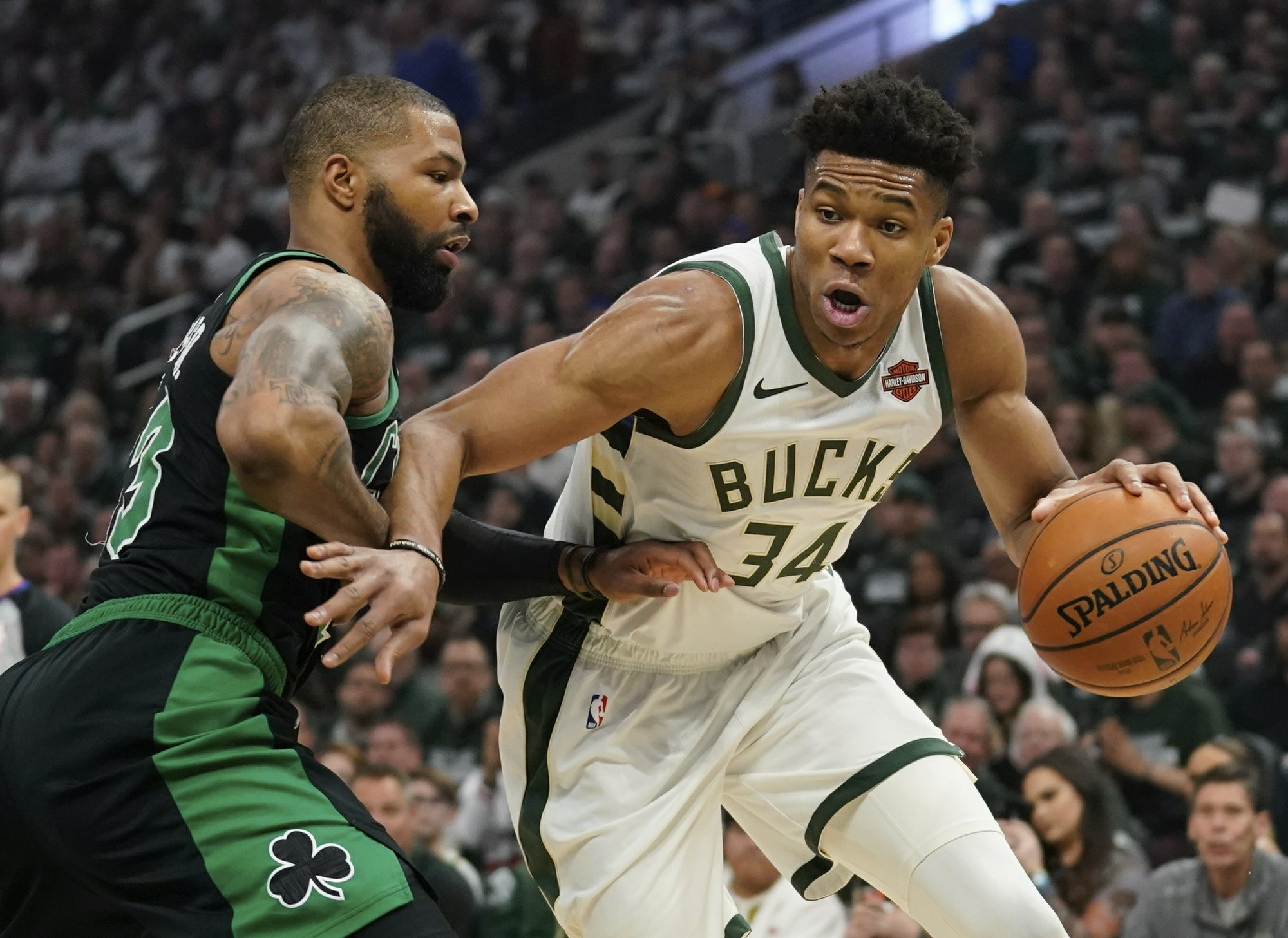 Celtics, Blazers aim to protect home court after road wins