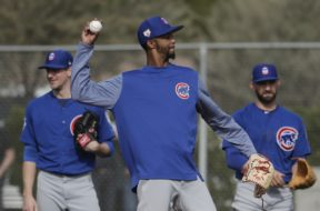 Cubs Carl Edwards JR AP