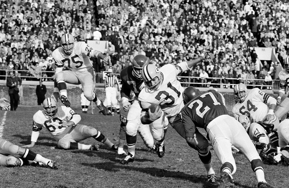Hall of Famer Forrest Gregg remembered as gentle giant