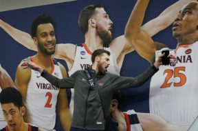 Virginia Final Four funny AP