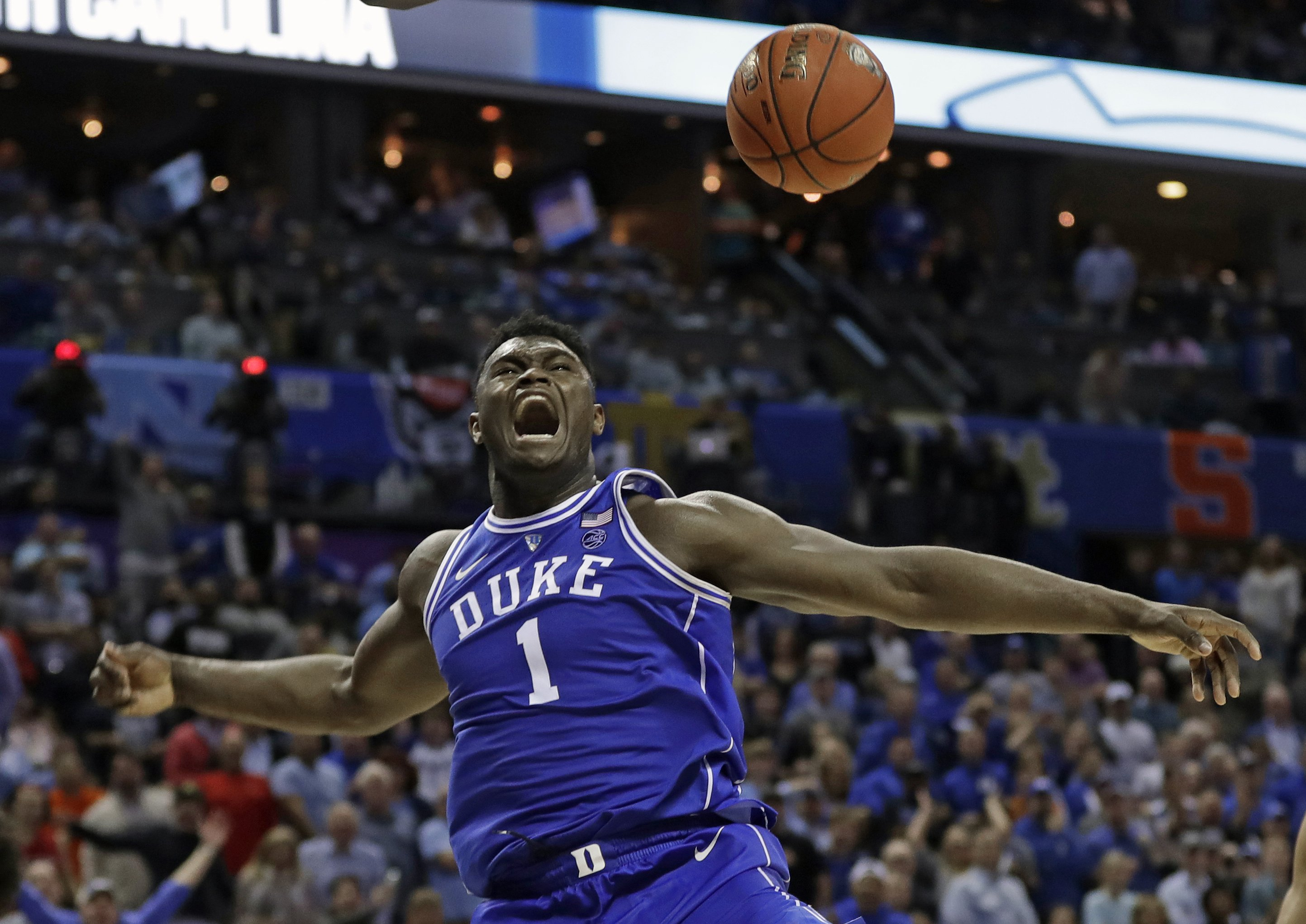 "New Orleans wins ""Zion lottery,"" but Davis appears to still want out"