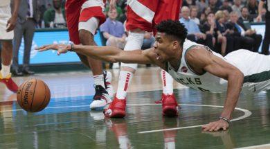 Raptors Bucks Basketball