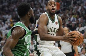 Celtics Bucks Basketball