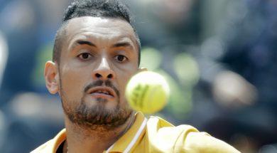 Tennis Nick Kyrgios