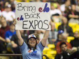 Expos fan AP