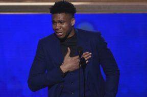 Giannis MVP cry AP