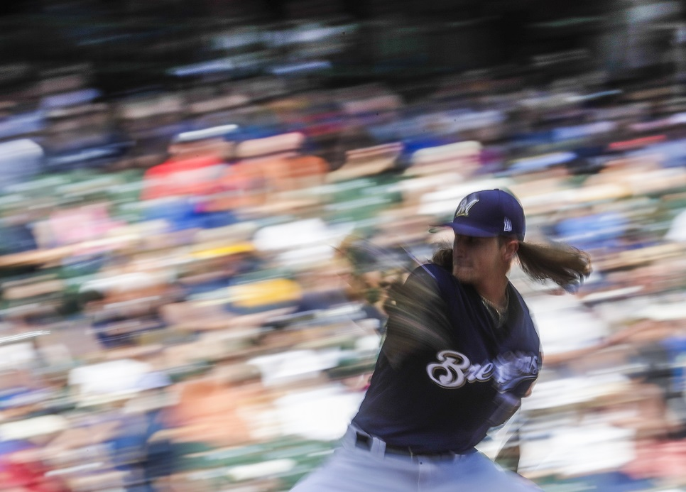 Brewers shopping Josh Hader?