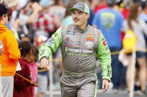 NASCAR Brett Moffitt AP