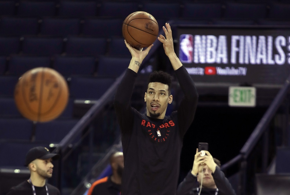 Danny Green excelling again on the NBA Finals stage