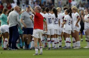 USA womens soccer Megan Rapinoe AP
