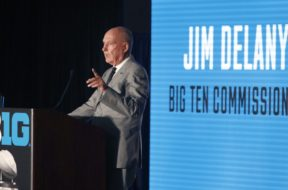 Big Ten Jim Delany AP