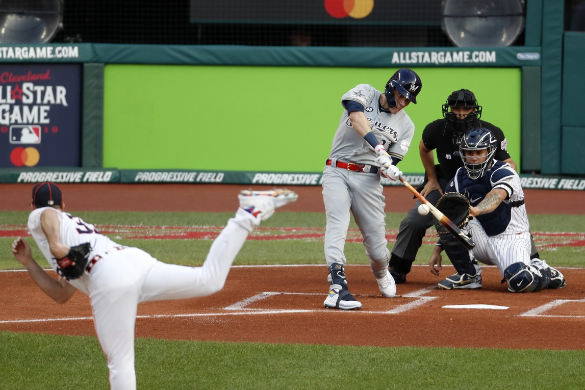 Brewers don't fair well in All-Star game, won 4-3 by AL