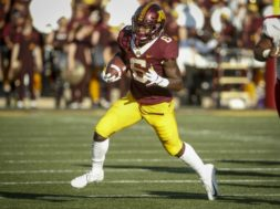 Gophers WR Tyler Johnson AP