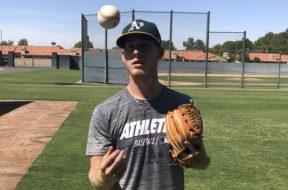 Nathan Patterson pitcher AP